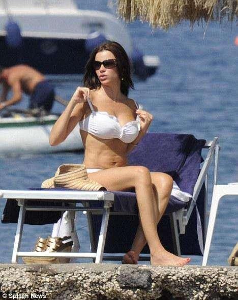sofia vergara bikini watar