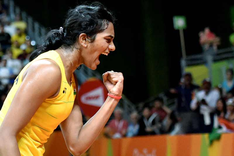 P. V. Sindhu Wallpapers