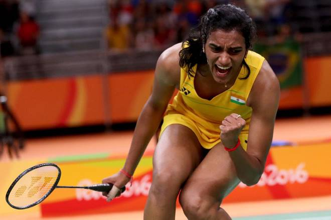 PV Sindhu very hot pics