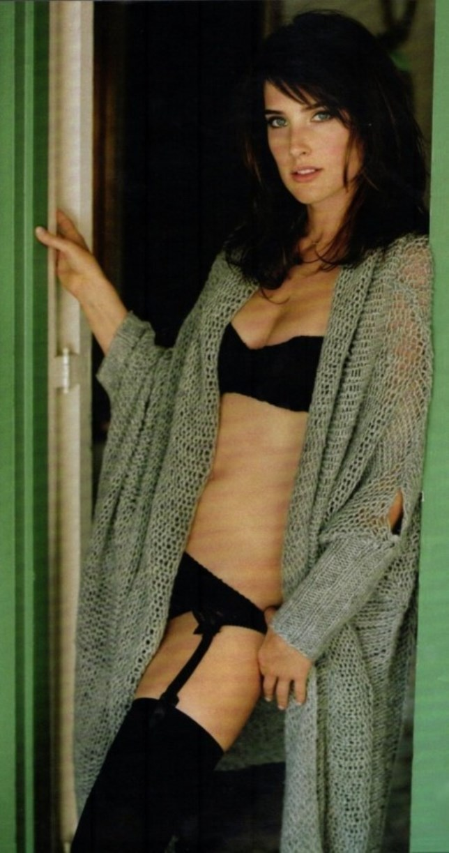 cobie smulders hot topless