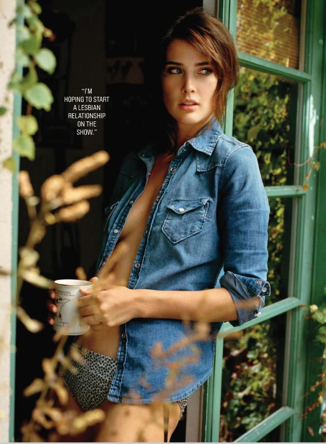 cobie smulders hot wallpapers