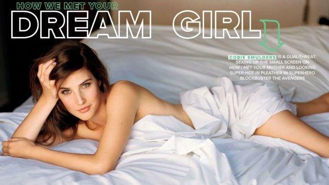 COBIE SMULDERS in Maxim Magazine, Australia July 2012