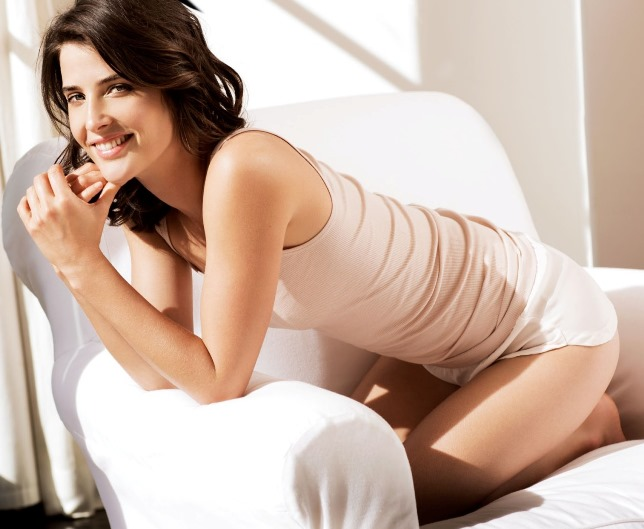 cobie smulders sexy hot