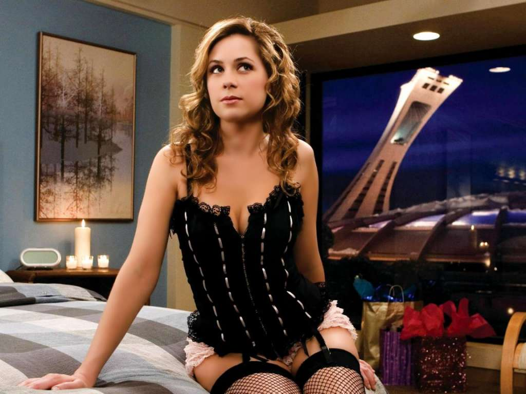 jenna fischer hot and sexy