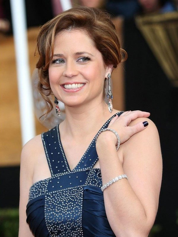 jenna fischer super sexy hot