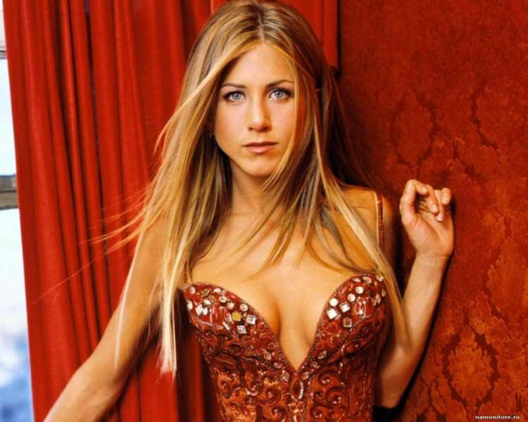 jennifer aniston hot hair