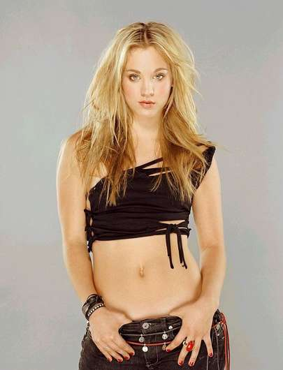 kaley cuoco super hot and sexy