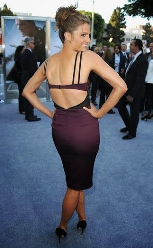 stana katic hot backless