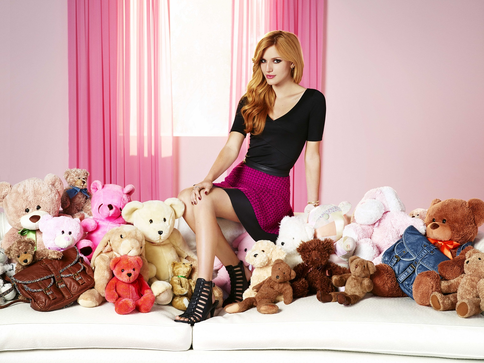 Bella Thorne for Kohls Candies Ad campaign (2015) photo shoot