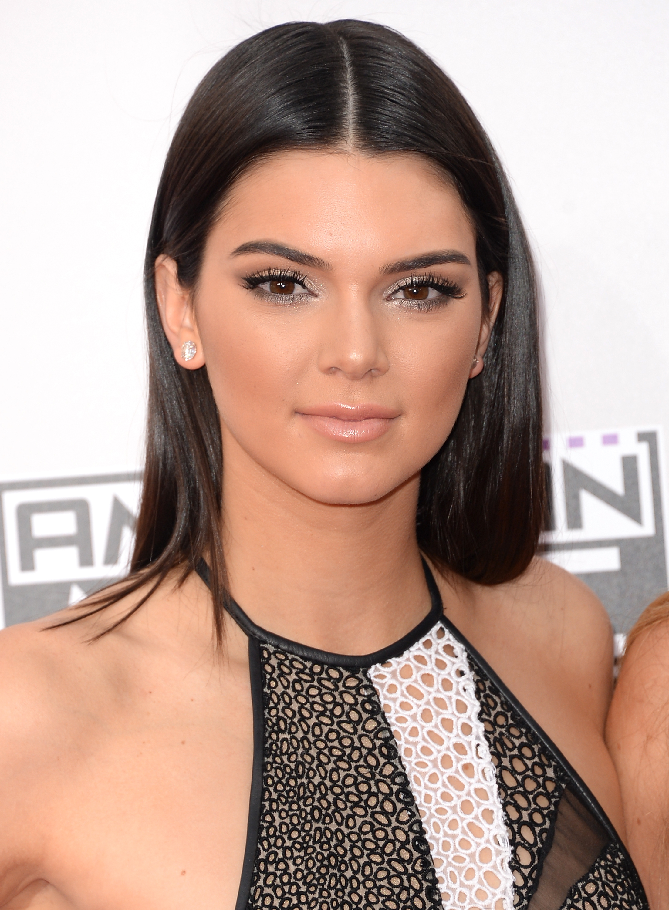 LOS ANGELES, CA - NOVEMBER 23: Kendall Jenner attends the 2014 American Music Awards at Nokia Theatre L.A. Live on November 23, 2014 in Los Angeles, California. (Photo by Jason Merritt/Getty Images)