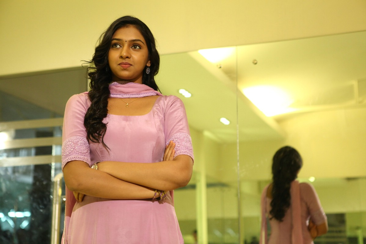 Actress Lakshmi Menon At Naan Sigappu Manithan New Pics