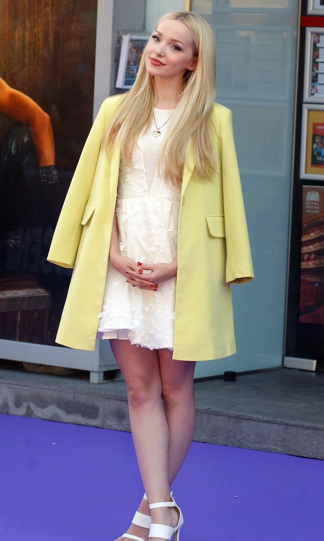 Premiere of 'Descendants' in Paris Featuring: Dove Cameron Where: Paris, France When: 23 Sep 2015 Credit: WENN.com **Not available for publication in France, Netherlands, Belgium, Spain, Italy**