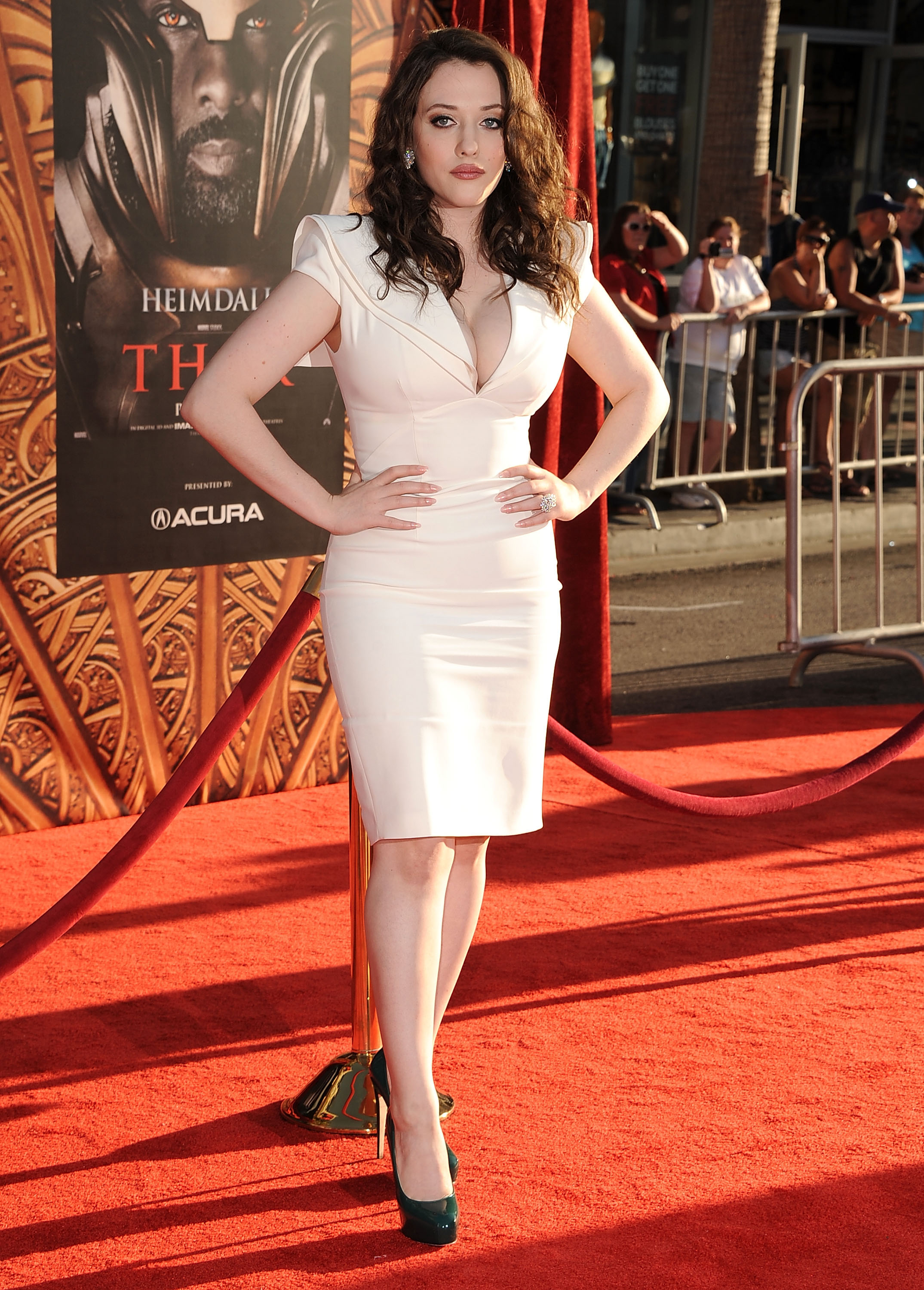 "Kat Dennings attends the ""Thor"" Los Angeles Premiere at the El Capitan Theatre on May 2, 2011 in Hollywood, California. ""Thor"" Los Angeles Premiere - Arrivals the El Capitan Theatre Hollywood, CA United States May 2, 2011 Photo by Steve Granitz/WireImage.com To license this image (64564324), contact WireImage.com"