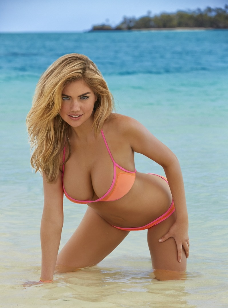 Swimsuit 2014: Cook Islands Kate Upton Beach/Rarotonga, Cook Islands, New Zealand 10/29/2013 X157130 TK3 Credit: James Macari