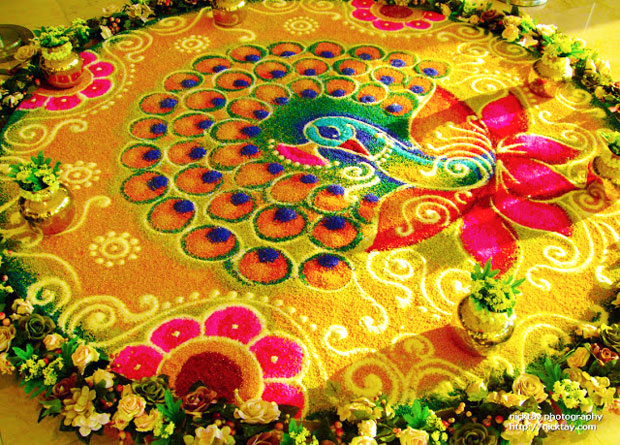 Happy Diwali Images Greetings Wishes Rangoli Hd Wallpapers