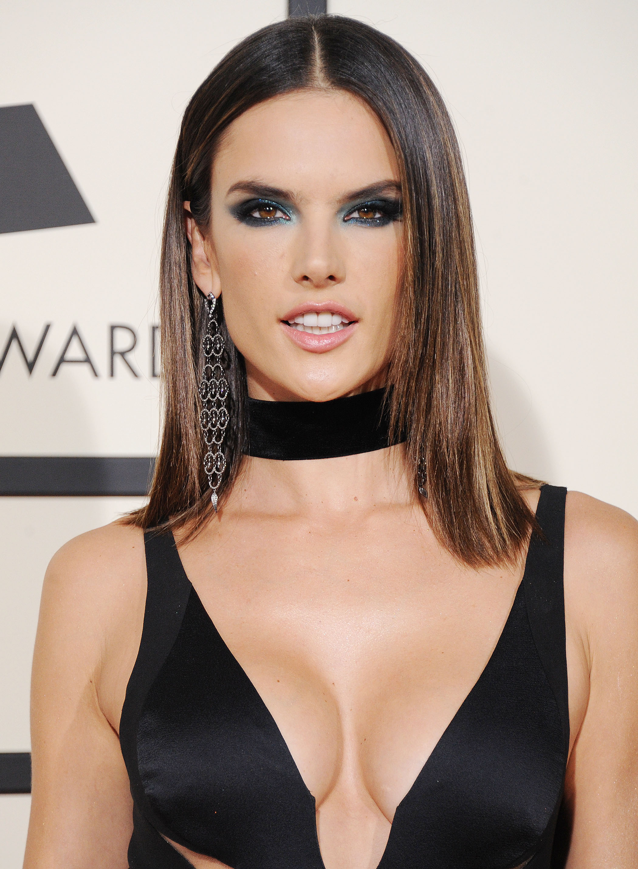 Pictured: Alessandra Ambrosio Mandatory Credit © Gilbert Flores /Broadimage 2016 Grammy Awards 2/15/16, Los Angeles, California, United States of America Reference: 021516_GFLA_BDG_GA_251 Broadimage Newswire Los Angeles 1+ (310) 301-1027 New York 1+ (646) 827-9134 sales@broadimage.com http://www.broadimage.com