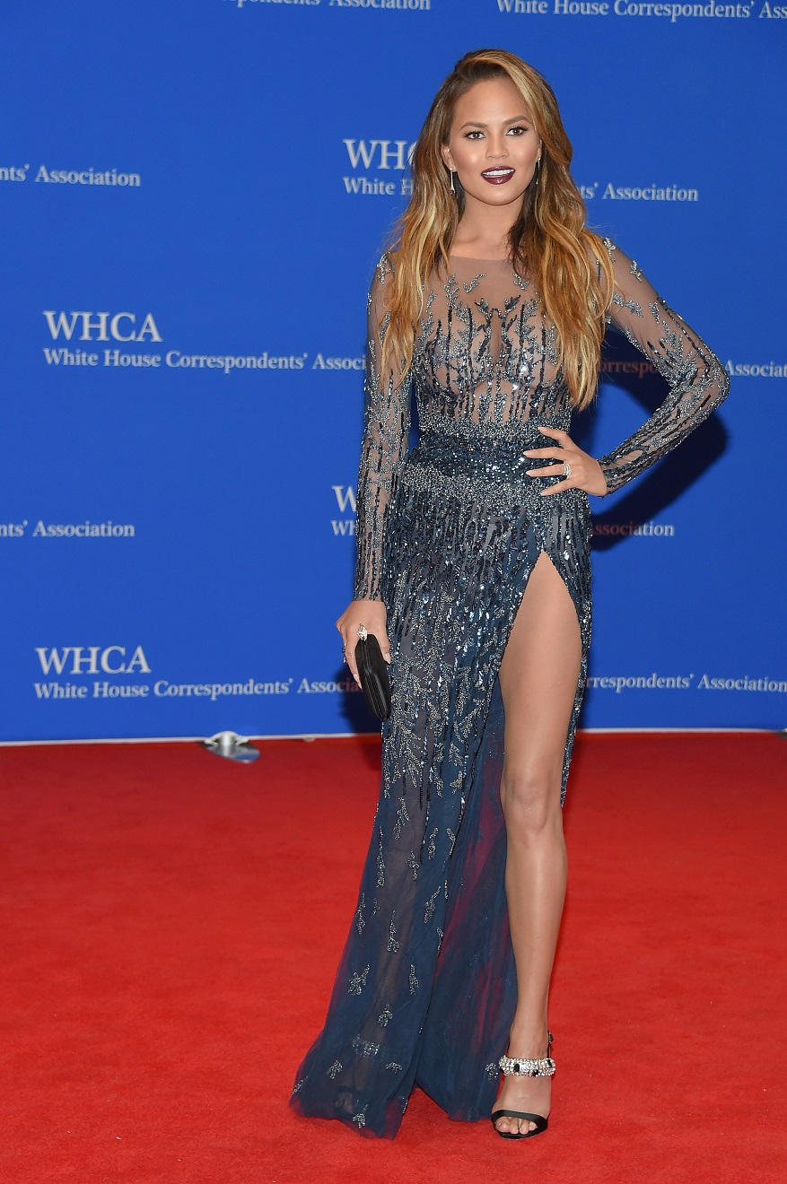 attends the 101st Annual White House Correspondents' Association Dinner at the Washington Hilton on April 25, 2015 in Washington, DC.