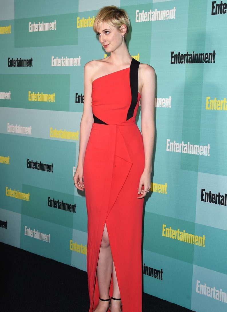 SAN DIEGO, CA - JULY 11: Actress Elizabeth Debicki attends Entertainment Weekly's Comic-Con 2015 Party sponsored by HBO, Honda, Bud Light Lime and Bud Light Ritas at FLOAT at The Hard Rock Hotel on July 11, 2015 in San Diego, California. (Photo by Jason Merritt/Getty Images for Entertainment Weekly)