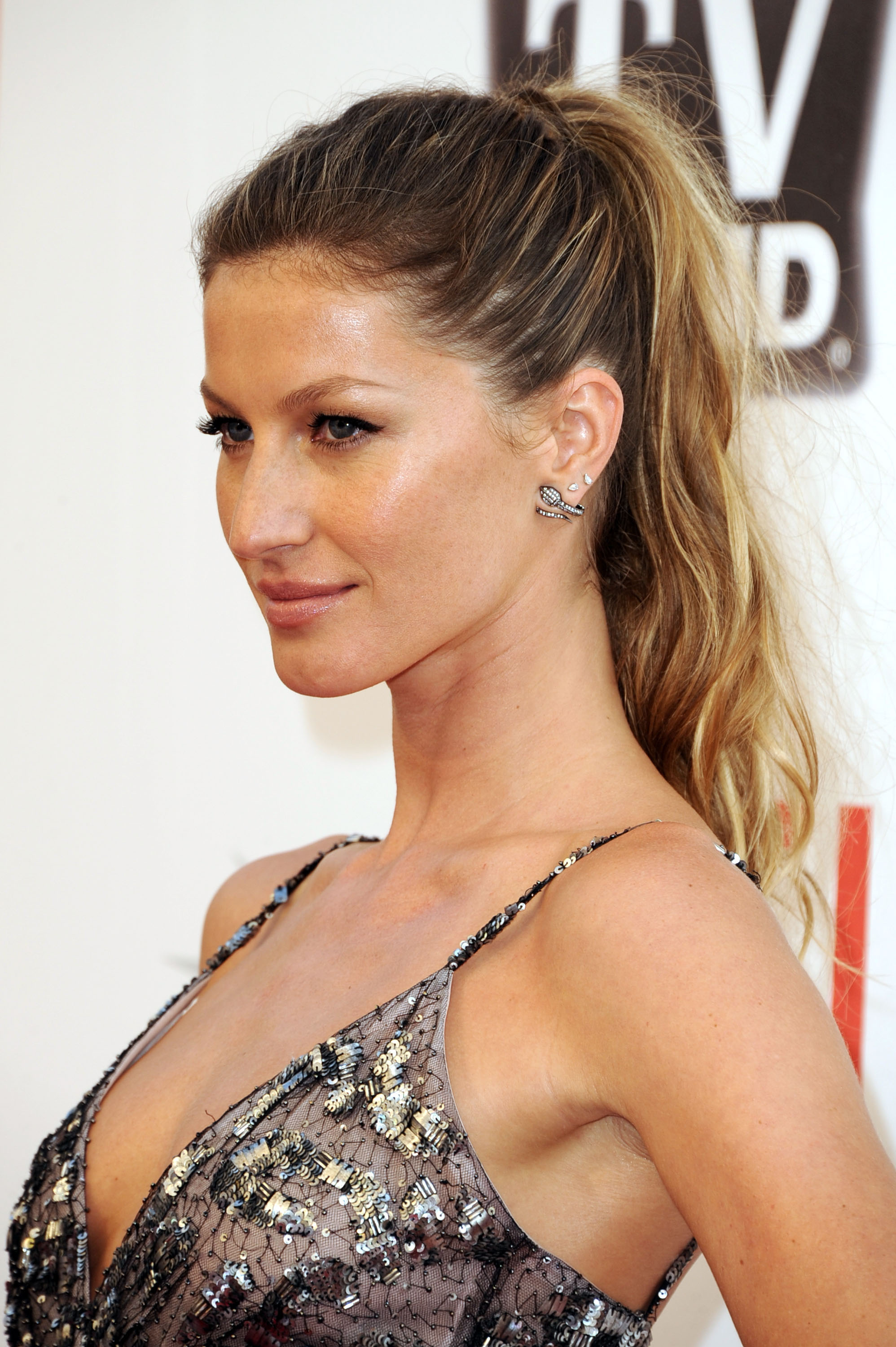 Model Gisele Bundchen arrives at AFI's 39th Annual Achievement Award Honoring Morgan Freeman at Sony Pictures Studios on June 9, 2011 in Culver City, California. AFI's 39th Annual Achievement Award Honoring Morgan Freeman - Arrivals Sony Pictures Studios Culver City, CA United States June 9, 2011 Photo by Steve Granitz/WireImage.com To license this image (65094518), contact WireImage.com