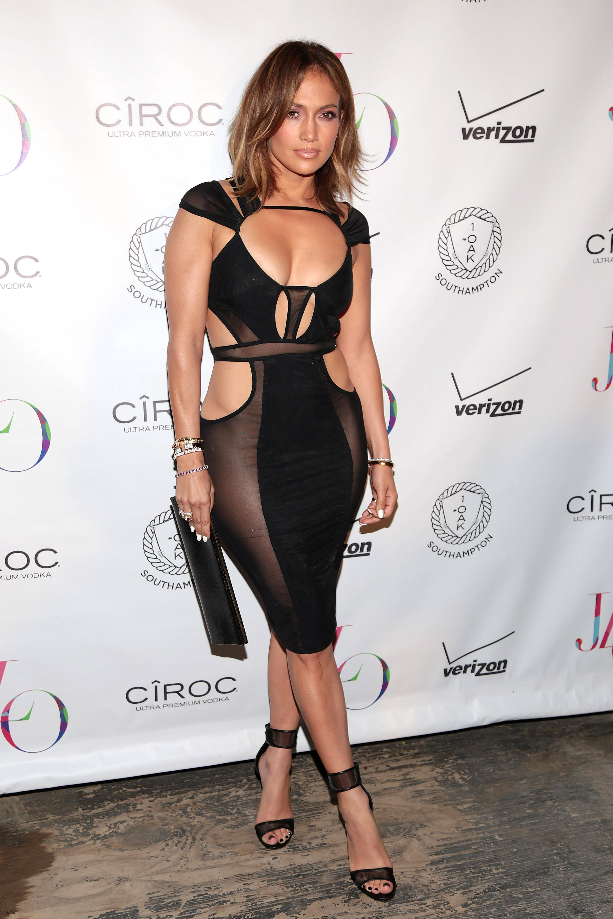 SOUTHAMPTON, NY - JULY 25: Jennifer Lopez attends her Birthday Celebration at 1OAK Southampton on July 25, 2015 in Southampton City. (Photo by Jerritt Clark/Getty Images)