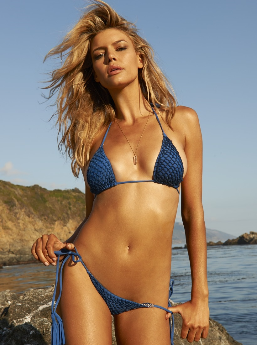 Swimsuit 2015: West Coast Shoot Kelly Rohrbach Various/NA, NA, USA 7/12/2014 X158431 TK3 Credit: Yu  Tsai Swimsuit by: Acacia