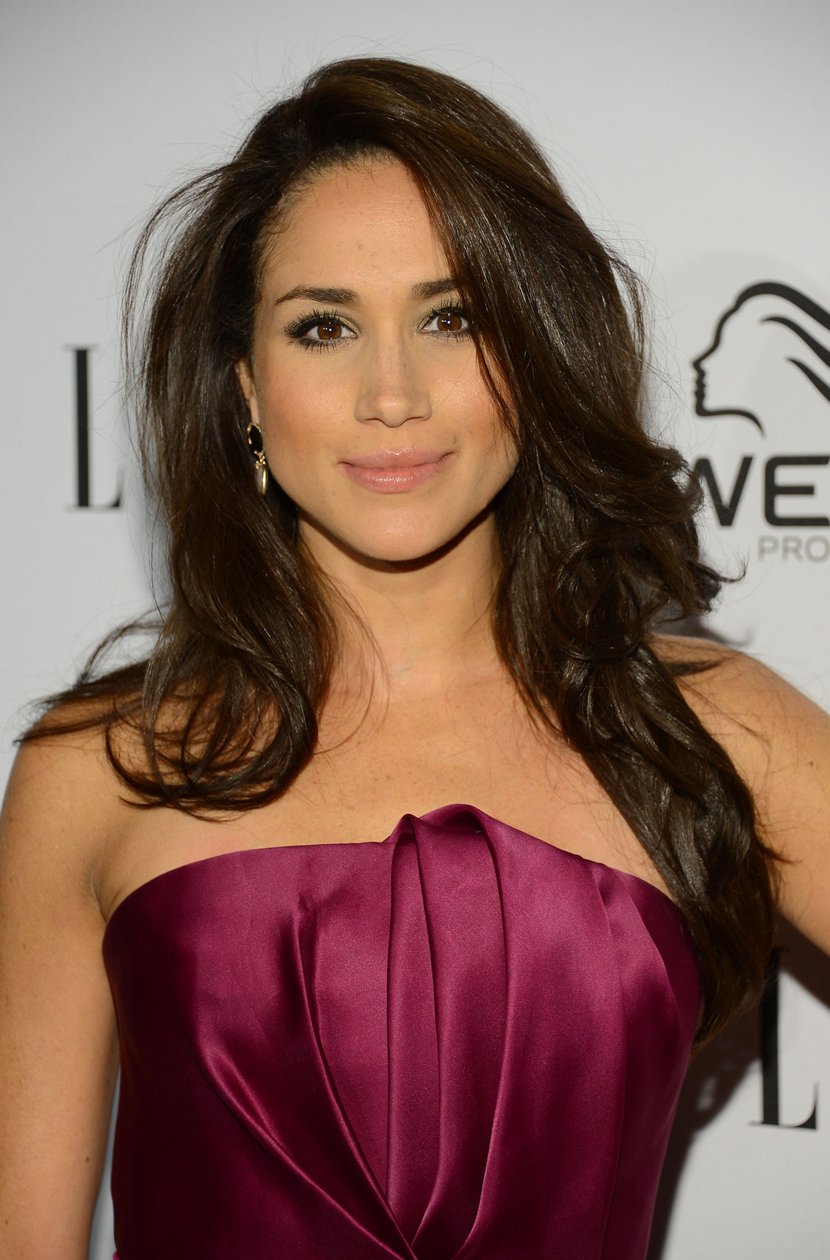 MEGHAN MARKLE at ELLE's Women in Television Celebration in Hollywood