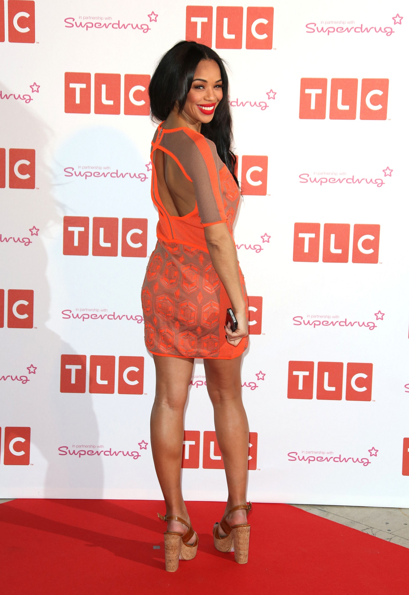 TLC channel launch held at Sketch Featuring: Sarah-Jane Crawford Where: London, United Kingdom When: 25 Apr 2013 Credit: Lia Toby/WENN.com