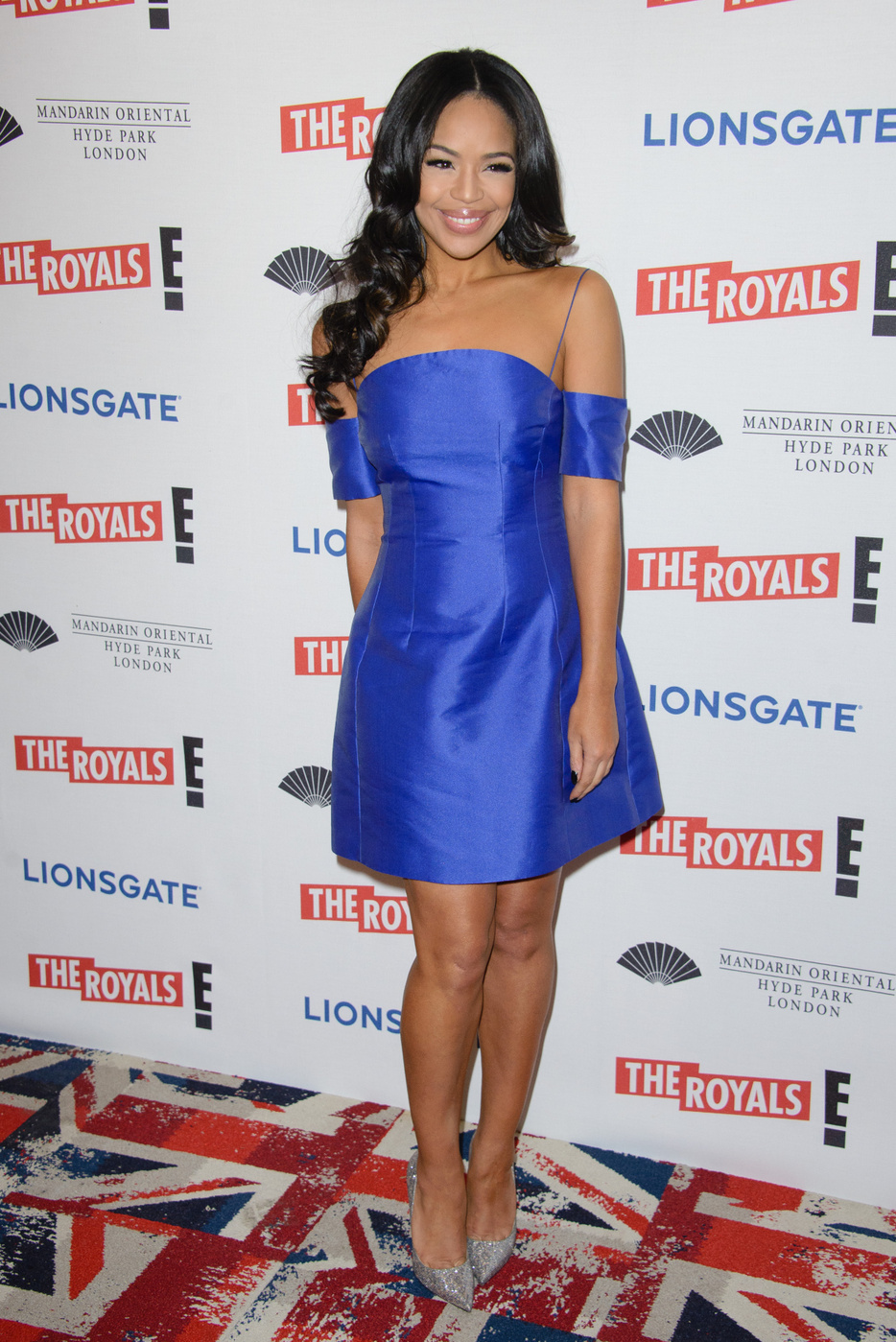 134680, Sarah Jane Crawford attends the UK TV Premiere of 'The Royals' at Mandarin Oriental Hotel. London, United Kingdom - Tuesday March 24, 2015. UK, FRANCE, AUS, NZ, CHINA, HONG KONG, TAIWAN, SPAIN & ITALY OUT Photograph: © i-Images, PacificCoastNews. Los Angeles Office: +1 310.822.0419 sales@pacificcoastnews.com FEE MUST BE AGREED PRIOR TO USAGE