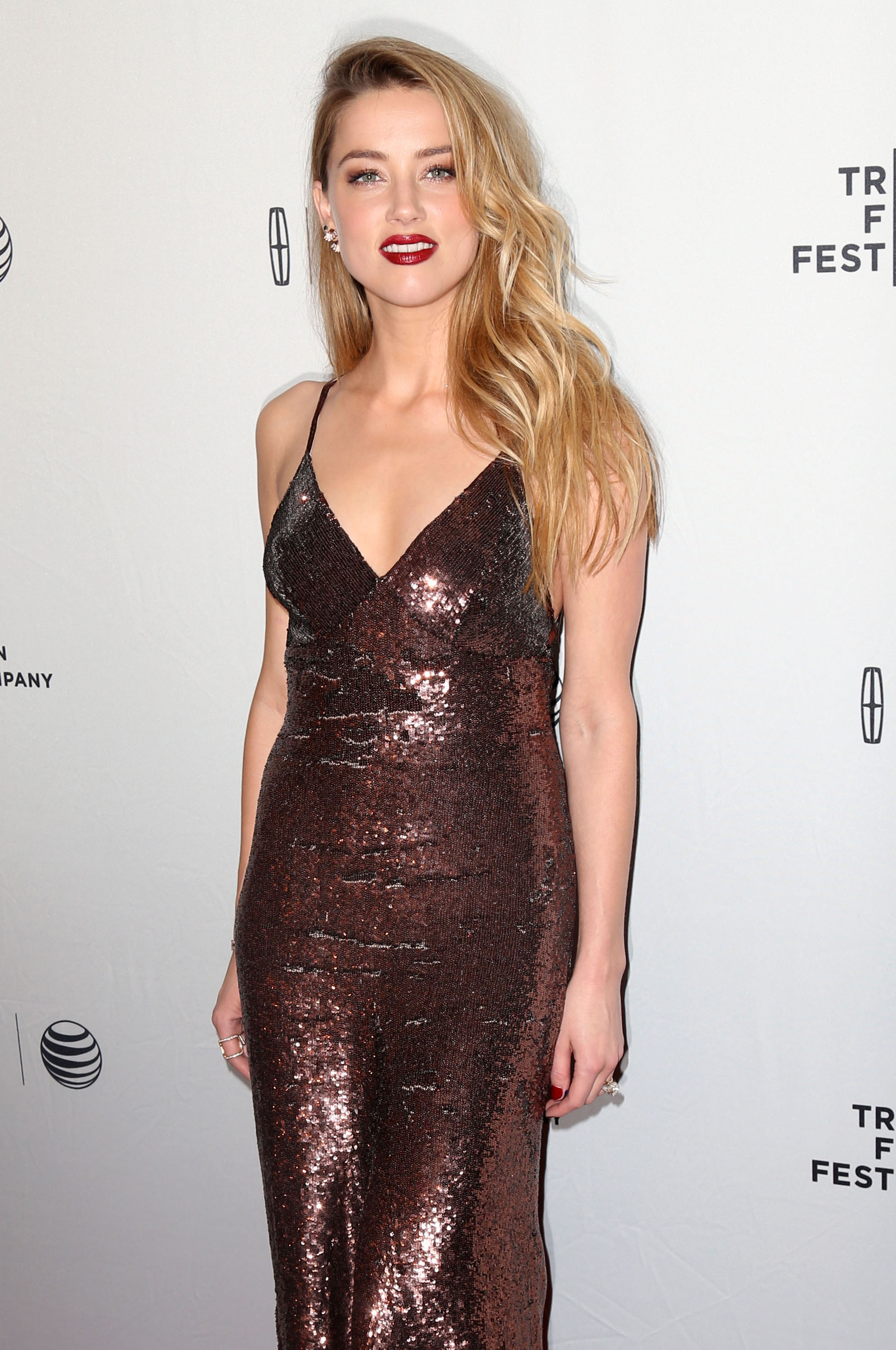51714897 Celebrities at the 2015 Tribeca Film Festival premiere of 'When I Live My Life Over Again' in New York City, New York on April 18, 2015. Celebrities at the 2015 Tribeca Film Festival premiere of 'When I Live My Life Over Again' in New York City, New York on April 18, 2015. Pictured: Amber Heard FameFlynet, Inc - Beverly Hills, CA, USA - +1 (818) 307-4813