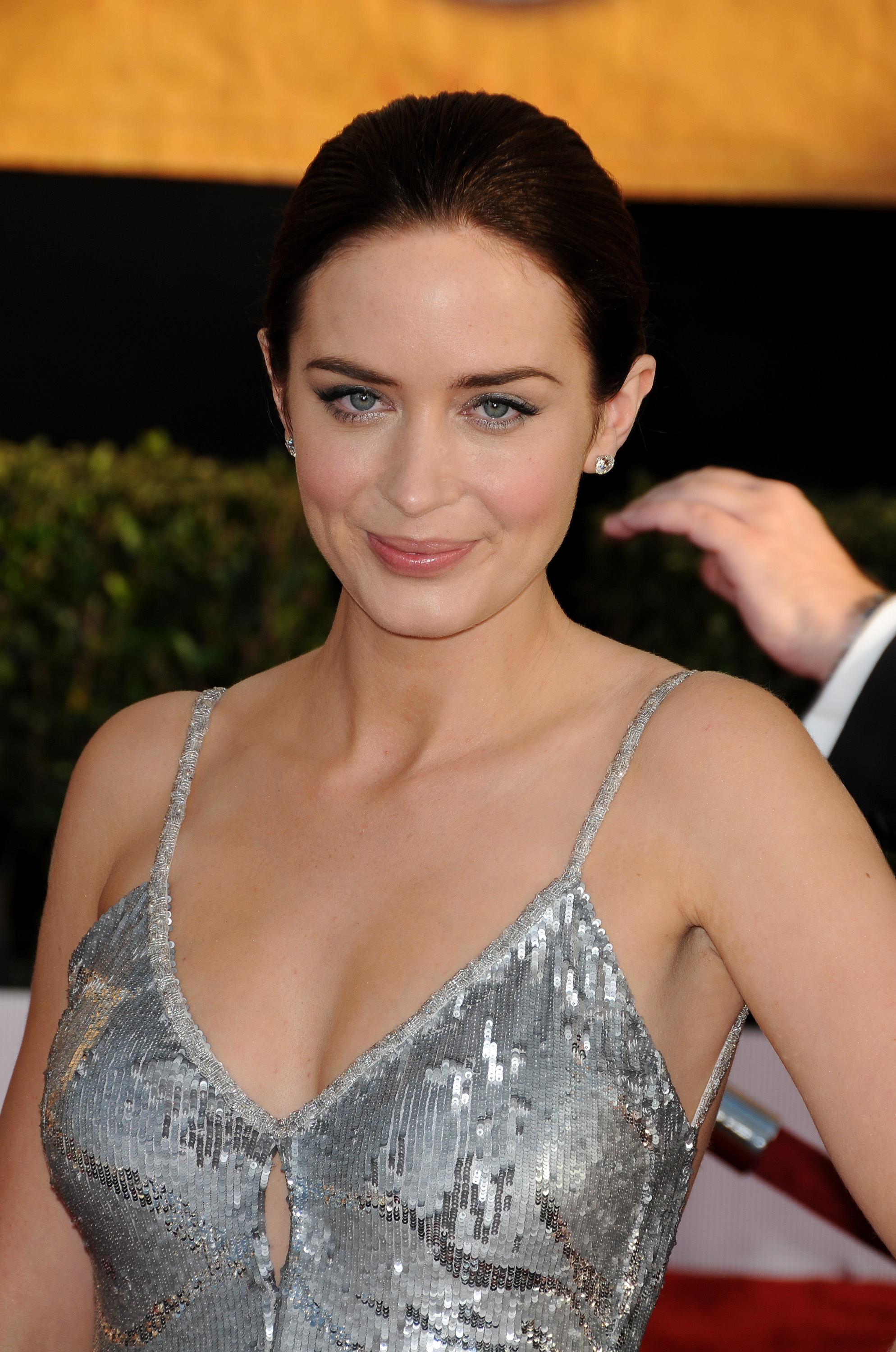 January 25, 2009 Los Angeles, Ca. Emily Blunt 15th Annual Screen Actors Guild Awards Held at the Shrine Auditorium © LuMar Jr. / AFF-USA.COM