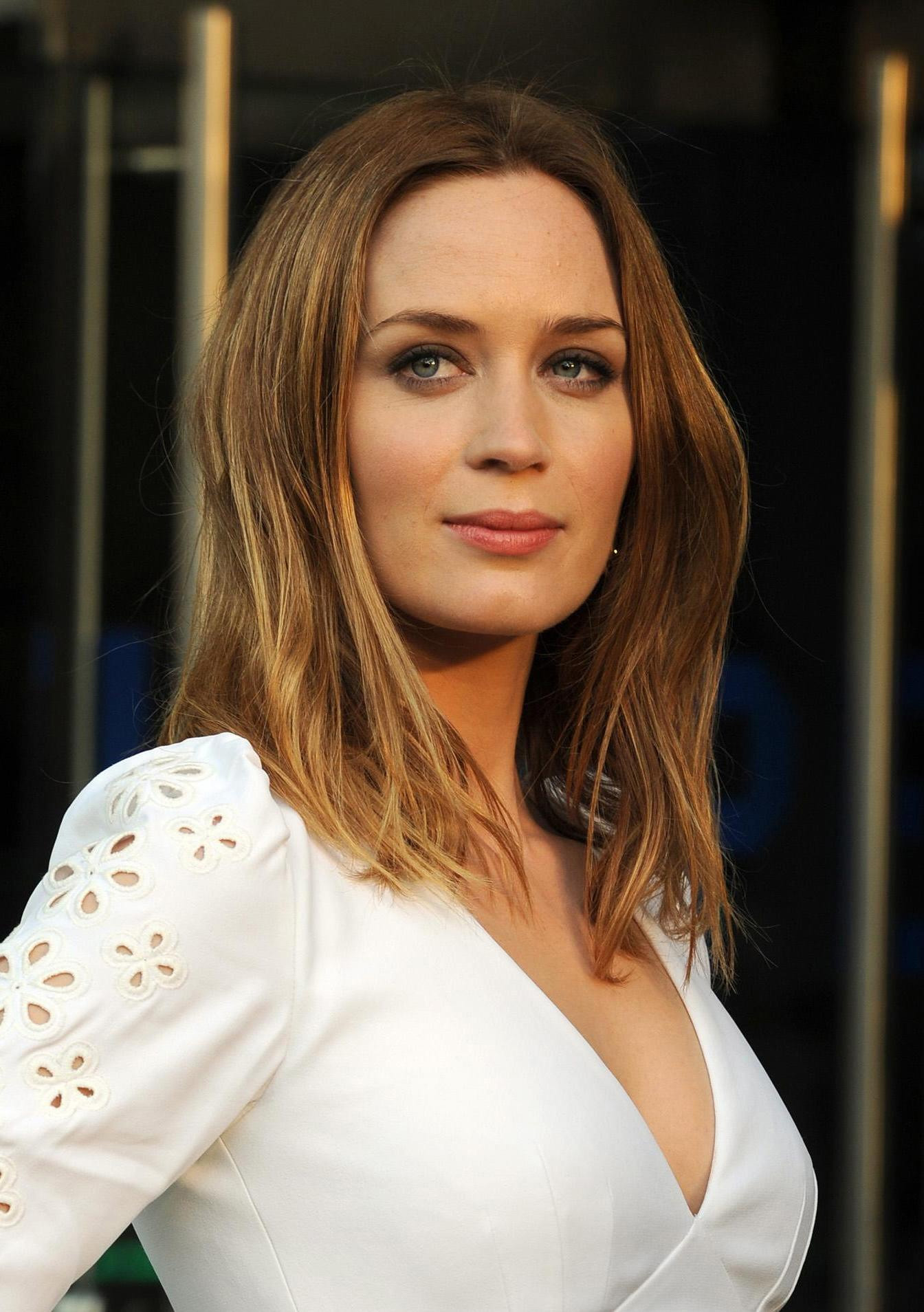 30/01/2011 PA File Photo of Emily Blunt, arriving for the premiere of Gnomeo and Juliet, an animated film produced by Sir Elton John and David Furnish, at the Odeon Leicester Square, London. See PA Feature SHOWBIZ Insider. Picture credit should read: Anthony Devlin/PA Photos. WARNING: This picture must only be used to accompany PA Feature SHOWBIZ Insider.