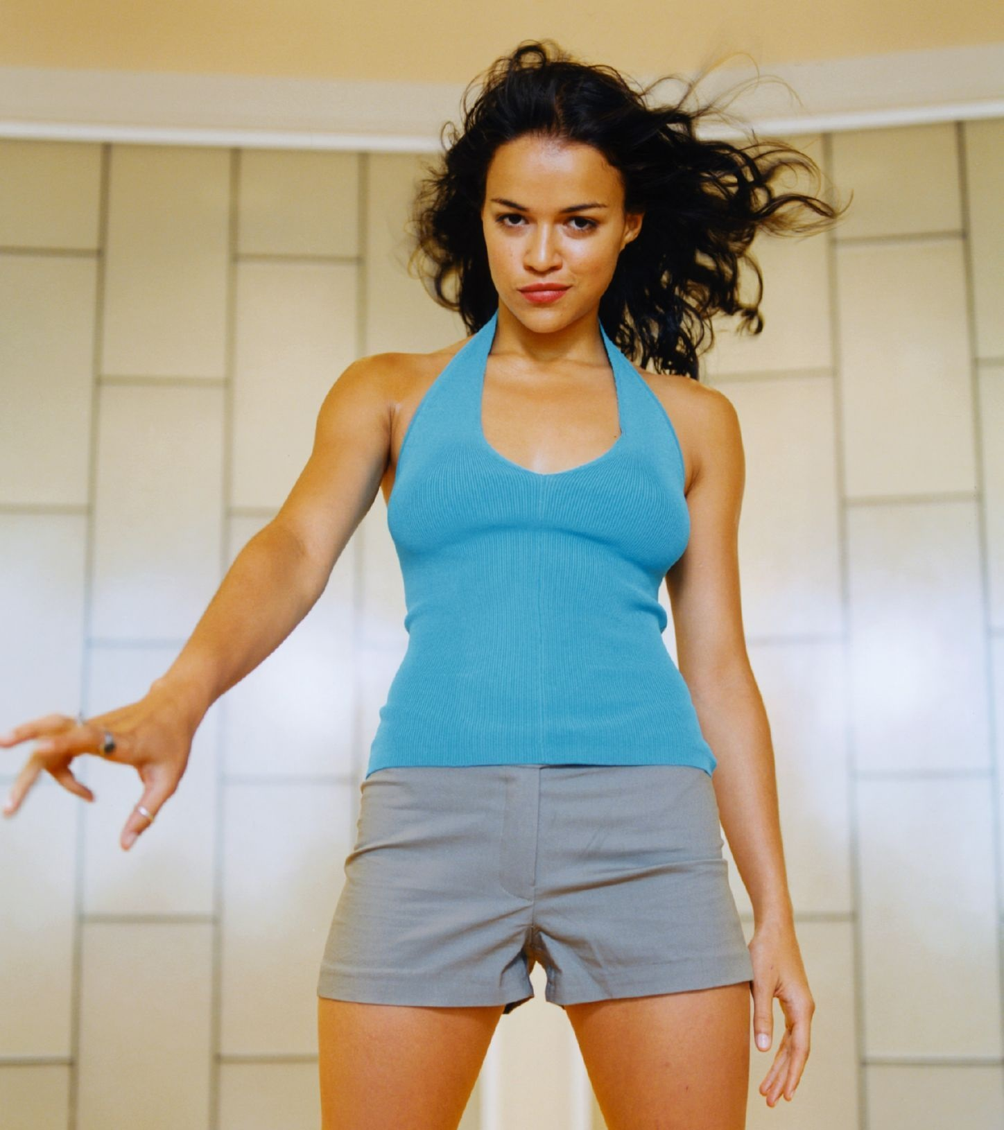 Michelle Rodriguez --- Image by © Julie Dennis Brothers/CORBIS OUTLINE