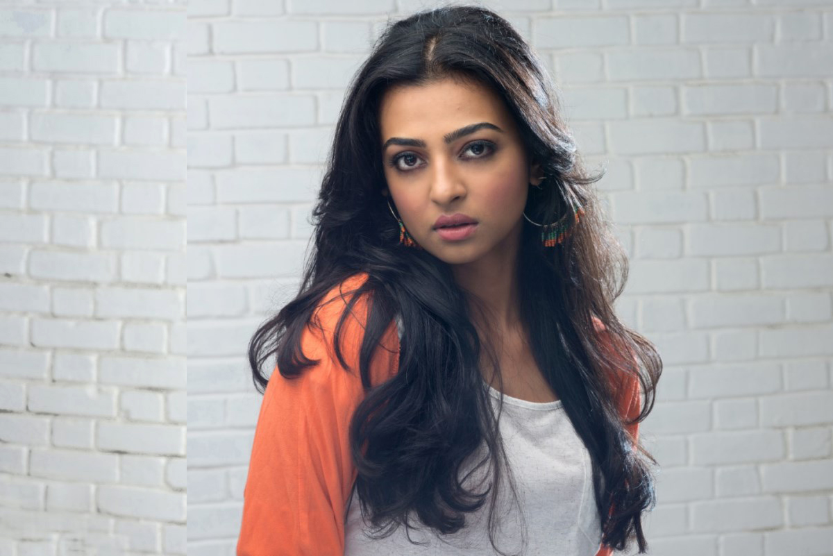 Actress Radhika Apte Hot Photo Shoot Pictures