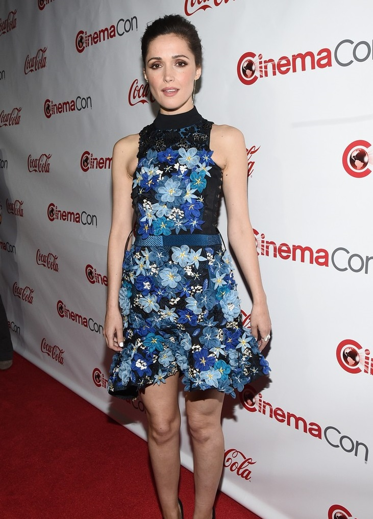 attends The CinemaCon Big Screen Achievement Awards Brought to you by The Coca-Cola Company at OMNIA Nightclub at Caesars Palace during CinemaCon, the official convention of the National Association of Theatre Owners, on April 23, 2015 in Las Vegas, Nevada.