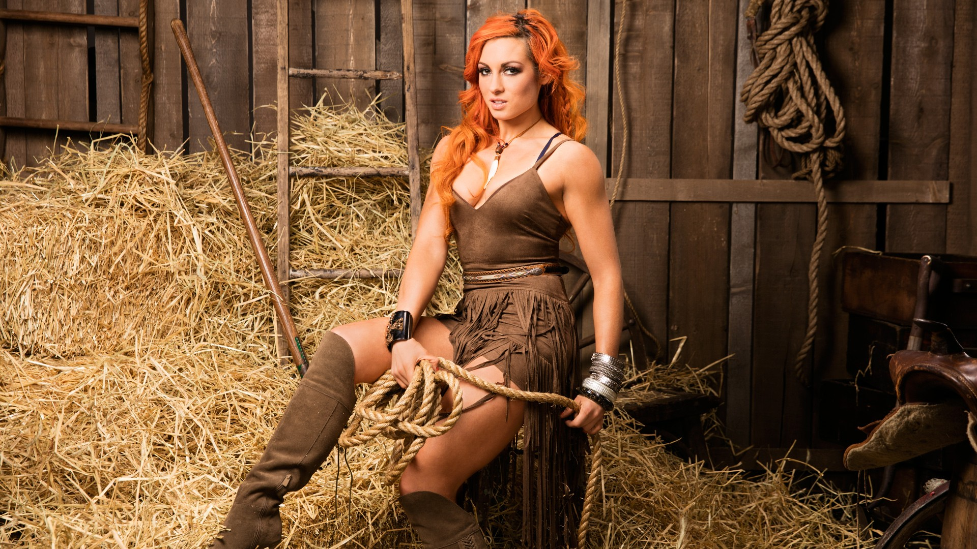 Becky Lynch Reveals WWE Wanted Her To Introduce As Madeleine 1