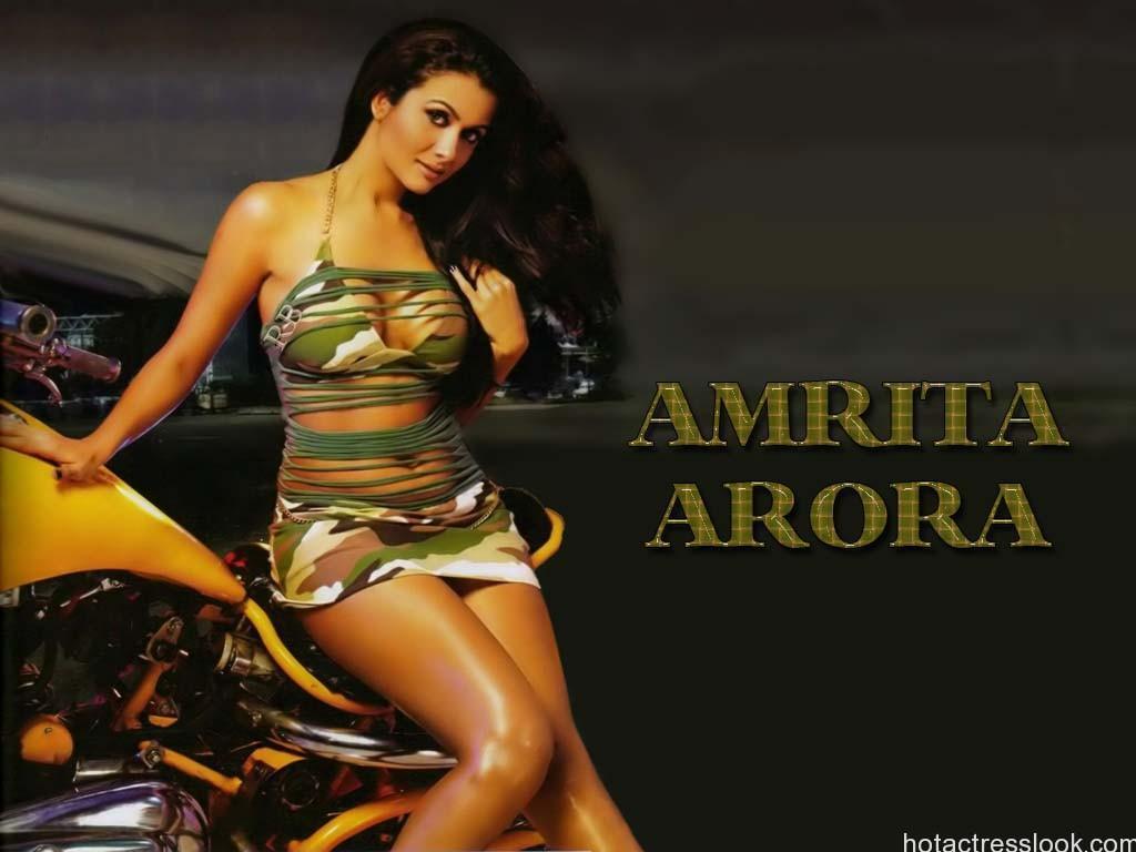Amrita hot