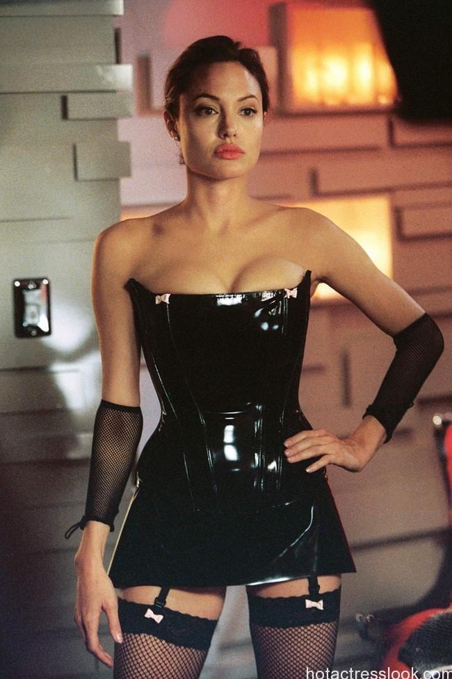 Angelina Jolie cute photo