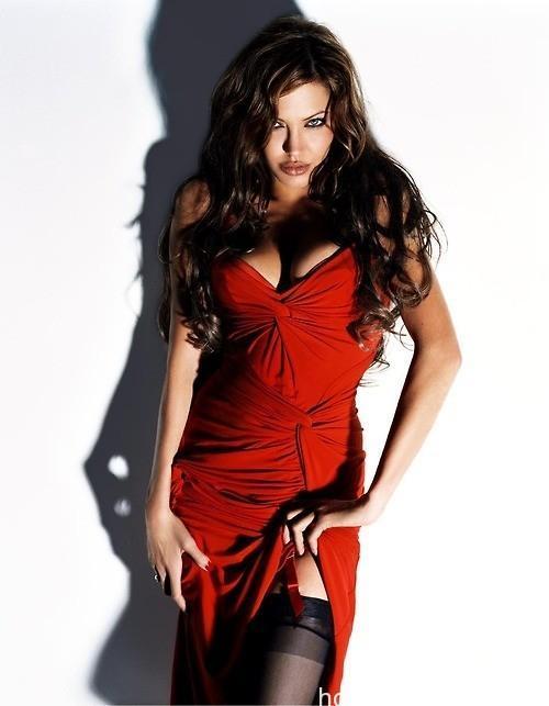 Angelina Jolie hot beauty