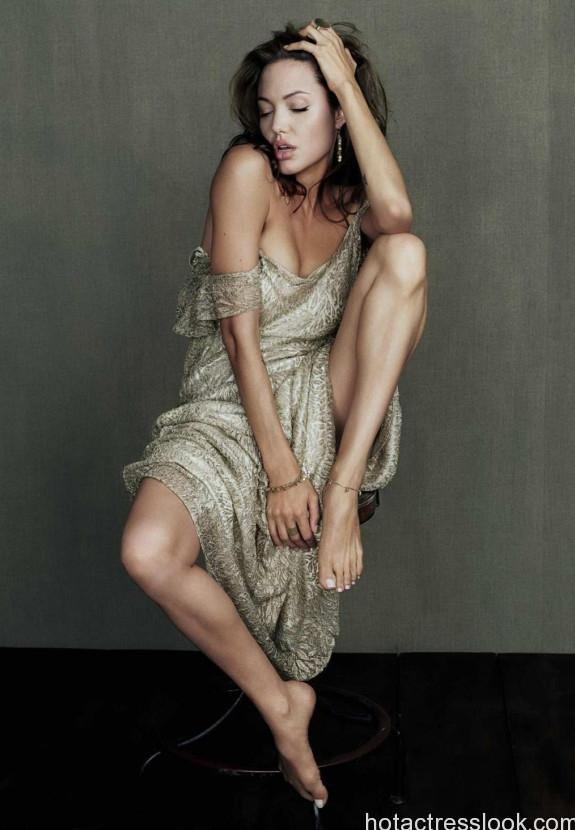 Angelina Jolie hot cool image