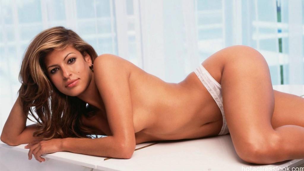 Eva-Mendes-Bikini-HD-wallpaper