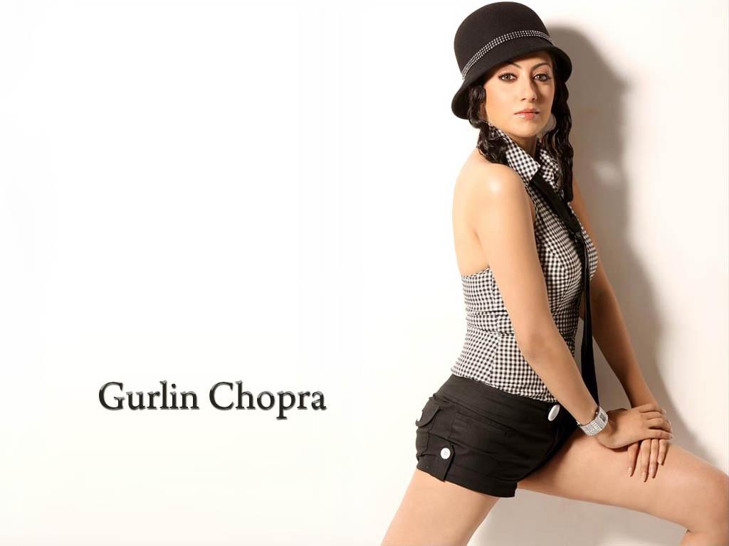 Gurlin+Chopra sexy pics
