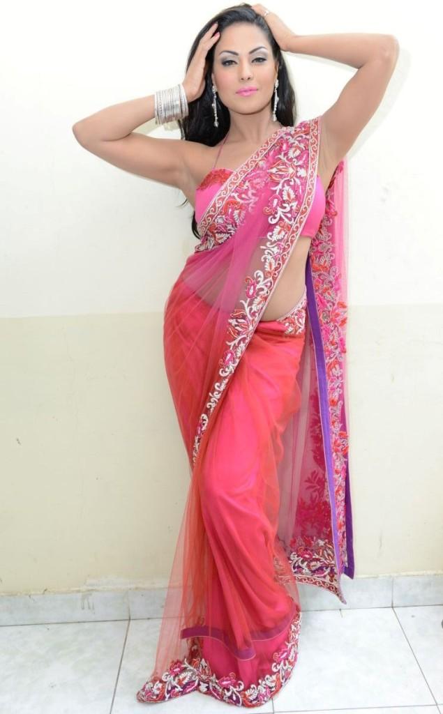Veena hot pose