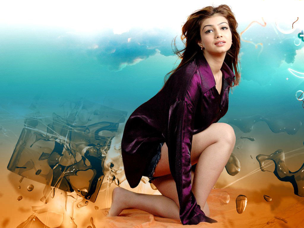 Ayesha Takia Latest Unseen Sexy Photos And Wallpapers-7256