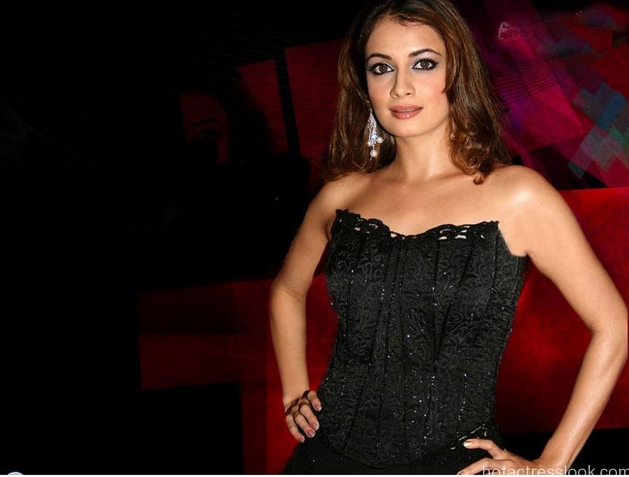 nude photo of diya mirza