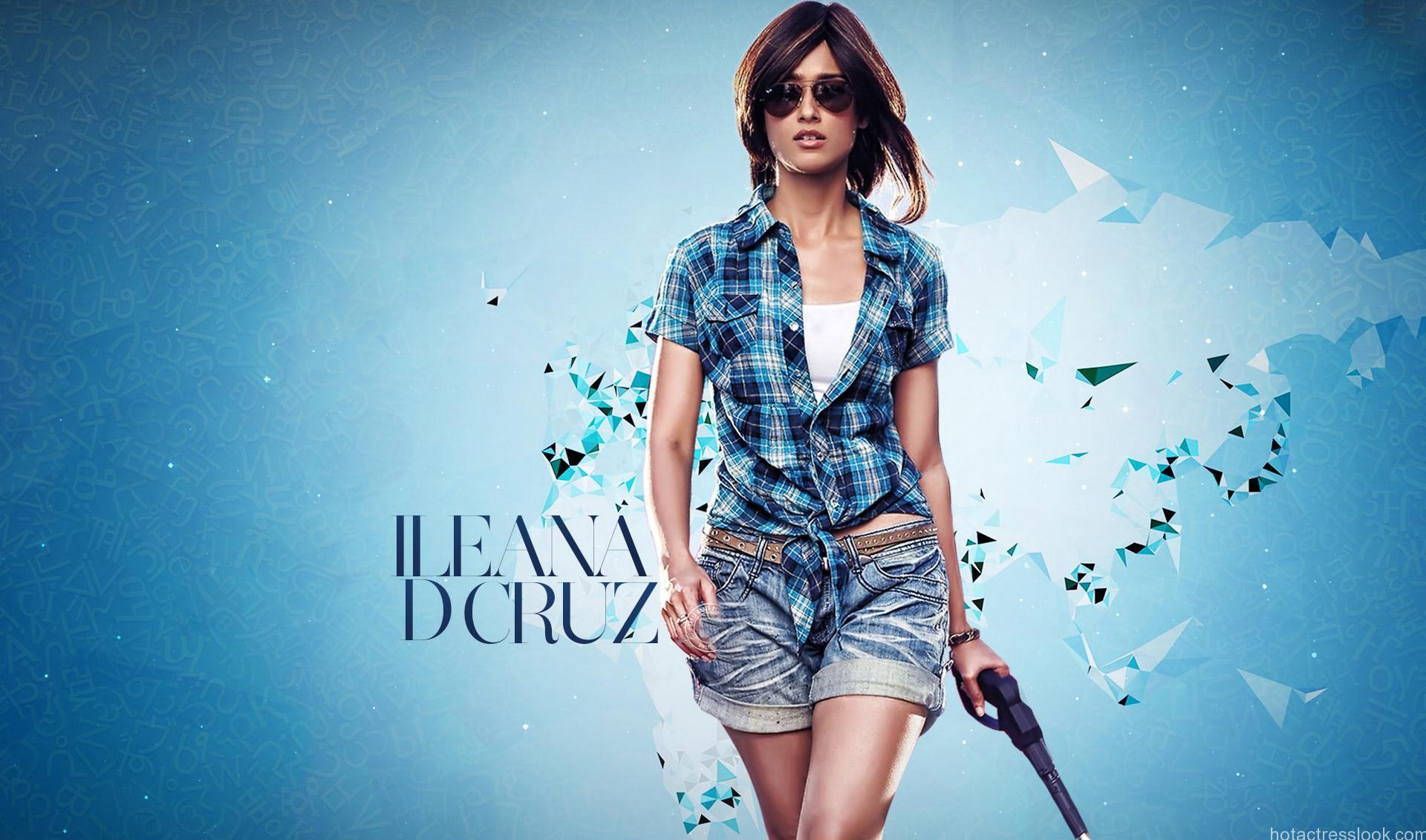Ileana-D-Cruz-Action-Pose