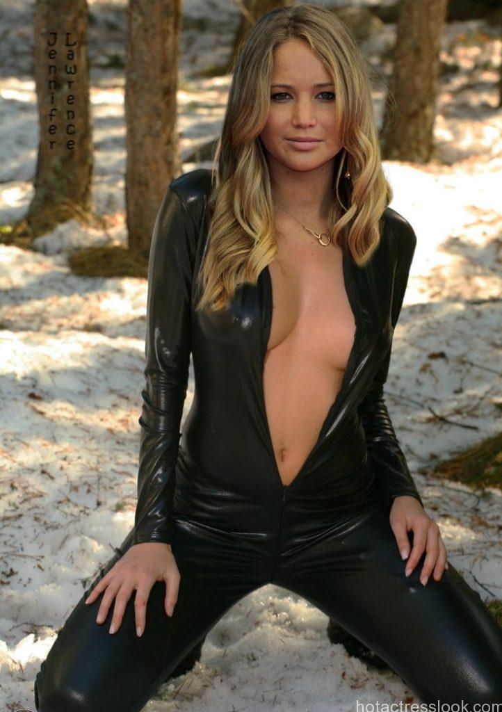 Jennifer Lawrence Hot bikini image