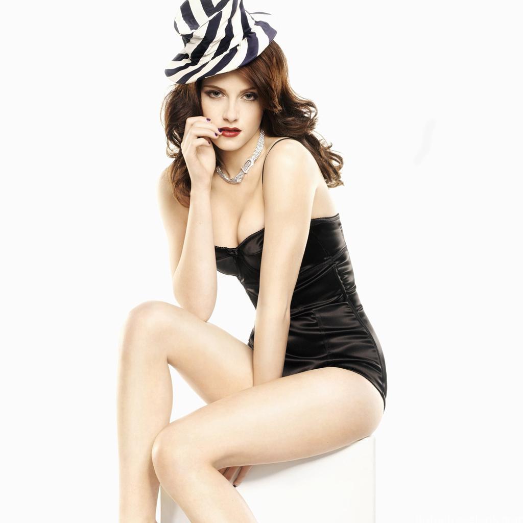 Kristen Stewart Hot In Lingerie