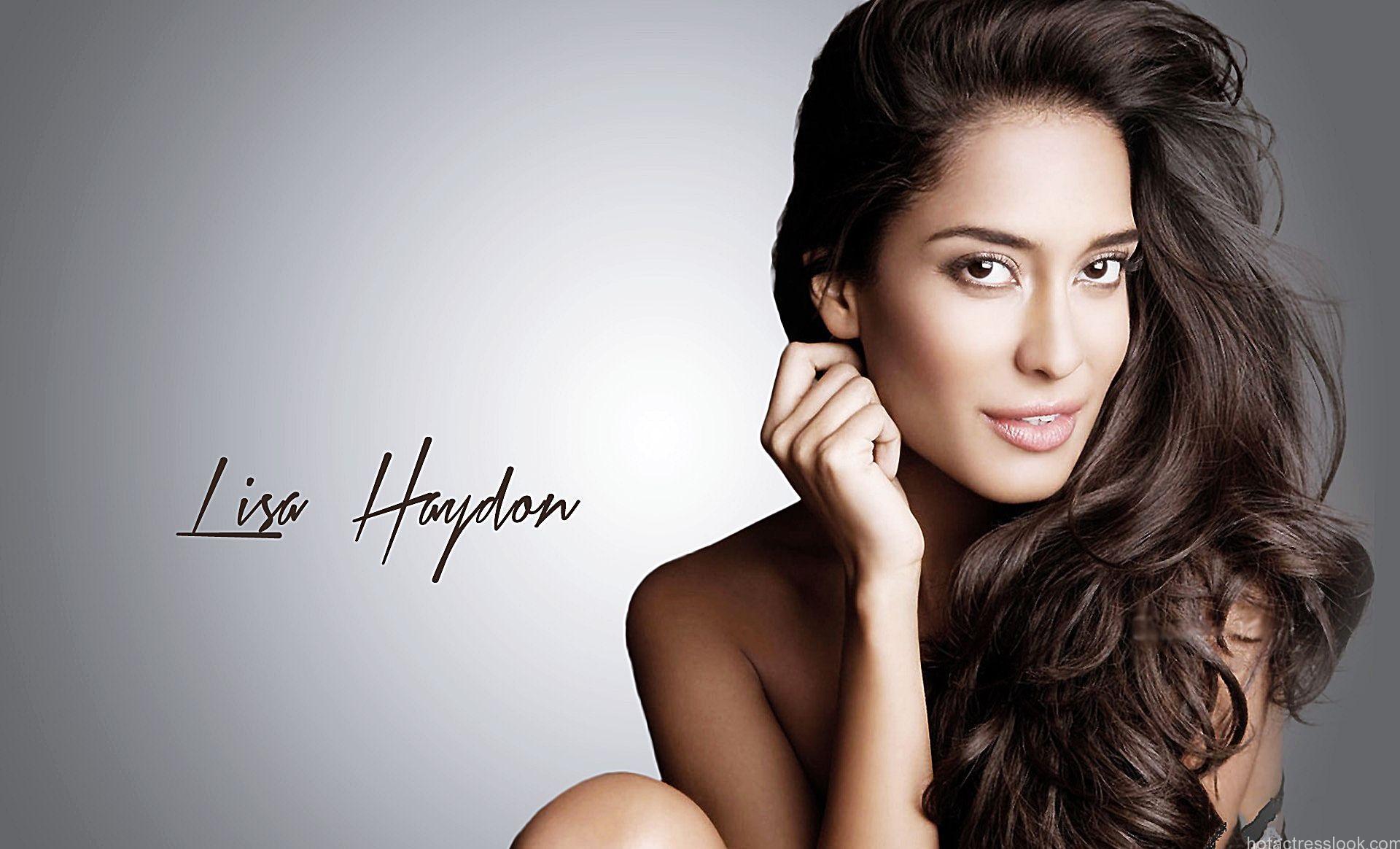 Lisa Haydon Unseen nude image