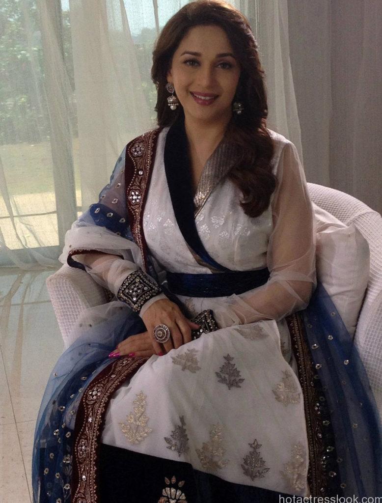 Madhuri Dixit Looks Hot