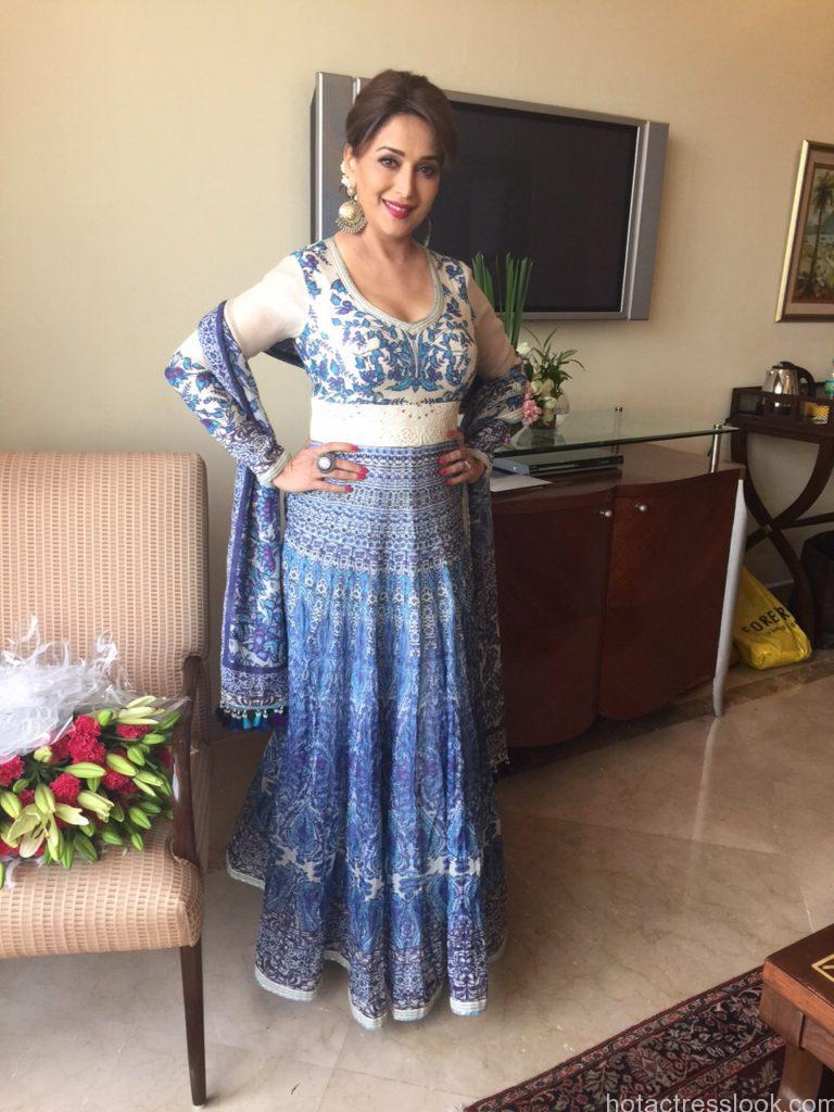 Madhuri Dixit Sexy looks